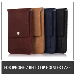 For iPhone 7 Belt Clip Holster Case