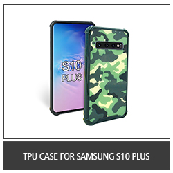 TPU Case For Samsung S10 Plus