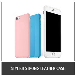 Stylish Strong Leather Case