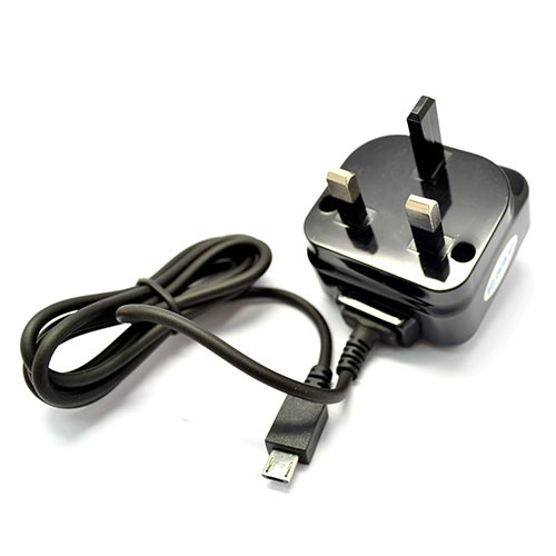 For S8 UK Main Travel Charger - 02
