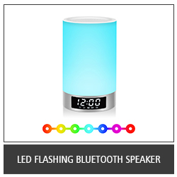 LED Flashing Bluetooth Speaker
