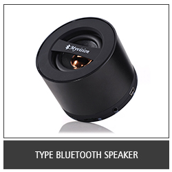 Type Bluetooth Speaker