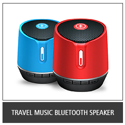 Travel Music Bluetooth Speaker
